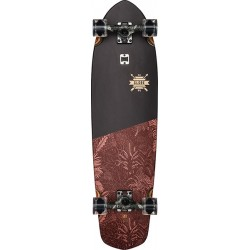 "LONGBOARD GLOBE BLAZER XL 36.25"" BLACK RED FOREST"