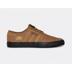 CHAUSSURE ADIDAS SEELEY OG DONNELY - TIMBER / BLACK