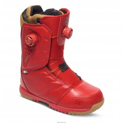BOOTS DC SNOWBOARDING JUDGE 2017 - RACING RED