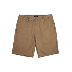 SHORT BRIXTON CARTER CHINO - DARK KHAKI