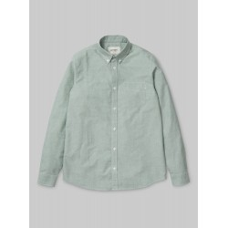 CHEMISE CARHARTT BUTTON DOWN - MOJITO