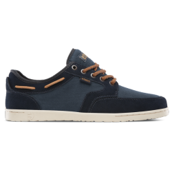 CHAUSSURE ETNIES DORY - NAVY BROWN WHITE
