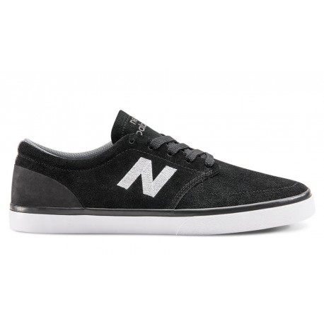 CHAUSSURE NEW BALANCE NUMERIC 345 - BLACK / WHITE