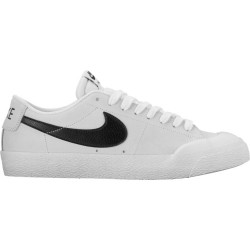 CHAUSSURES NIKE SB BLAZER LOW ZOOM XT - SUMMIT WHITE / BLACK