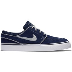 CHAUSSURES NIKE SB JANOSKI GS - BINARY BLUE / WOLF GREY