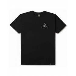 T-SHIRT HUF SUMRA TRIPLE TRIANGLE - BLACK