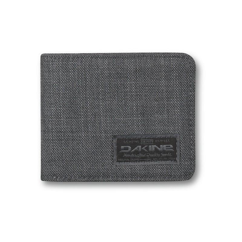 ab4da36fd2238 Porte Monnaie Dakine Payback - Carbon