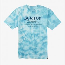 T-SHIRT BURTON DURABLE GOODS - WASHED UP