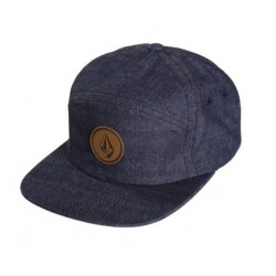 CASQUETTE VOLCOM 5PANEL QUARTER SCUM - NAVY