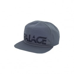 CASQUETTE PALACE MOTOR SNAPBACK GREY