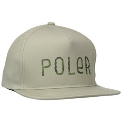 POLER STUFF SNAP BACK FUR FONT