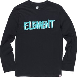 TEE-SHIRT ELEMENT WORLD LS BOYS