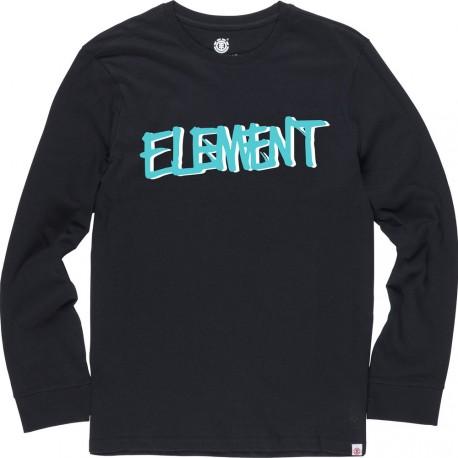 TEE-SHIRT ELEMENT WORLD LS BOYS