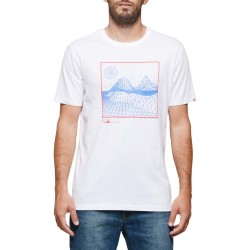 TEE-SHIRT ELEMENT - WIRED SS - OPTIC WHITE