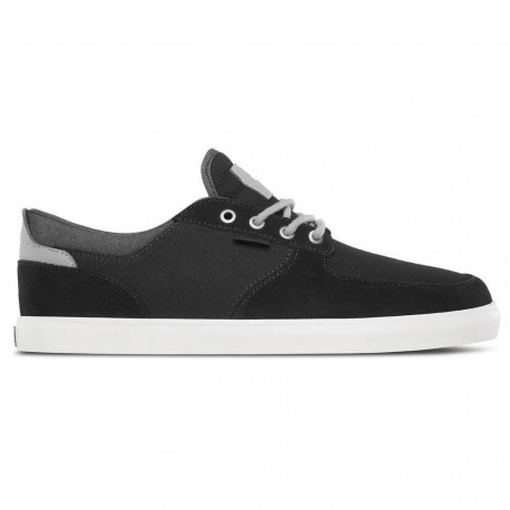 CHAUSSURE ETNIES HITCH - BLACK/GREY/SILVER