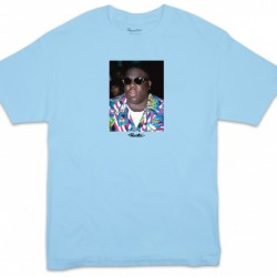 T-SHIRT PRIMITIVE BIGGIE LEISURE - POWDER