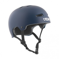 CASQUE TSG EVOLUTION SOLID COLOR - SATIN BLUE