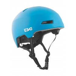 CASQUE TSG STATUS SOLID COLOR - SATIN DARK CYAN