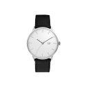 MONTRE CHEAPO KORSHID - SILVER WHITE BLACK VEGAN LTHR