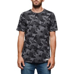 T-SHIRT ELEMENT GRANT CREW - CHARCOAL HEATHER