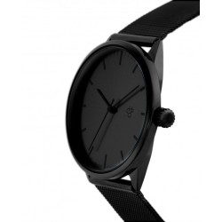 MONTRE CHEAPO NANDO - METAL BLACK METAL