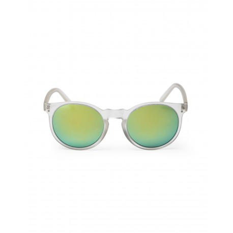 LUNETTES CHEAPO SWAMIS - TRANS SILVER MIRROR