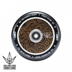 ROUE BLUNT 120 MM HOLLOW BANDANA GOLD