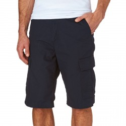 SHORT CARHARTT REGULAR CARGO - NAVY RINSED