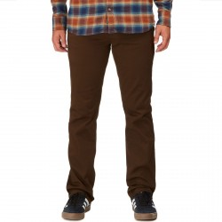 PANTALON VOLCOM FRICKIN MODERN STRAIGHT - DARK CHOCOLATE