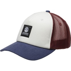 CASQUETTE ELEMENT ICON MESH CAP - OXBLOOD RED