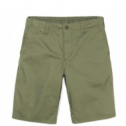 SHORT CARHARTT CLUB SHORT - DOLLAR GREEN