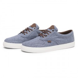 CHAUSSURE ELEMENT TOPAZ C3 - NAVY CHAMBRAY