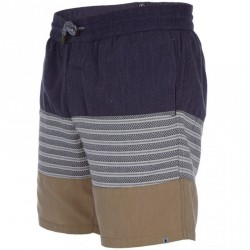 SHORT VOLCOM THREEZY - NAVY