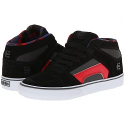 CHAUSSURE ETNIES KIDS RVM VULC BLACK/DARK GREY
