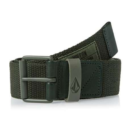CEINTURE VOLCOM BACKCOUNTRY GREEN