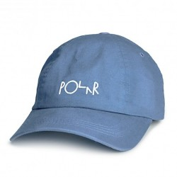 CASQUETTE POLAR SPIN CAP - BLUE