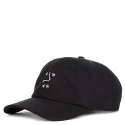 CASQUETTE DANE DOODLE CAP - BLACK