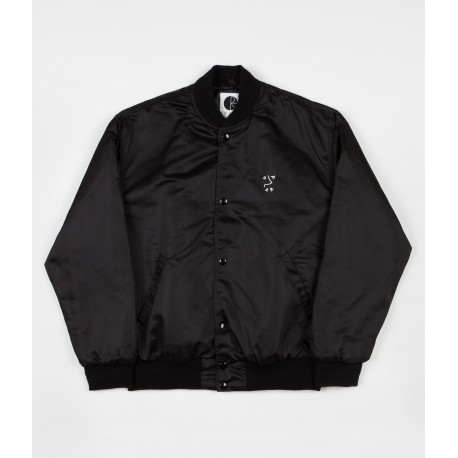 VESTE POLAR COLLEGE - BLACK
