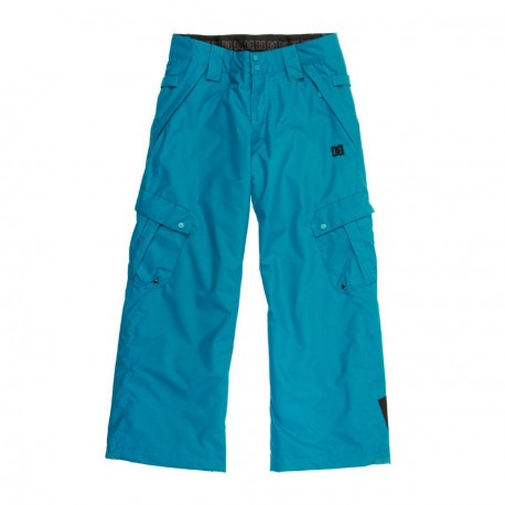 PANTS DC DONON KID - BLUE JEWEL