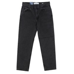 PANTALON POLAR 90'S JEANS - BLACK