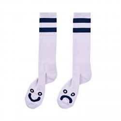 CHAUSSETTES POLAR HAPPY / SAD - LAVENDER