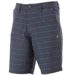 SHORT PICTURE ORGANIC DENIS - DARK BLUE