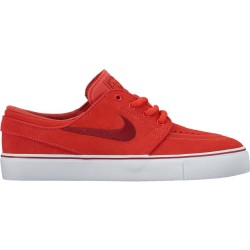 CHAUSSURES NIKE SB JANOSKI GS - TRACK RED / TEAM RED