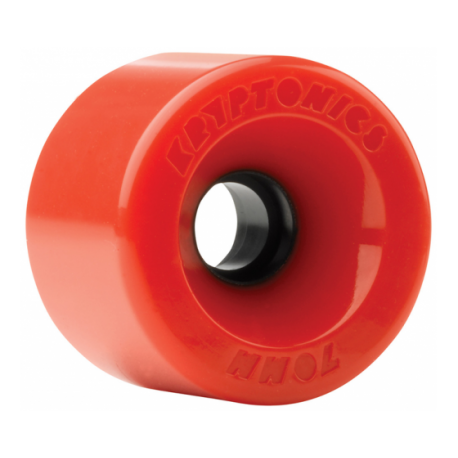 ROUES KRYPTONICS STAR TRAC 78A 70MM - RED
