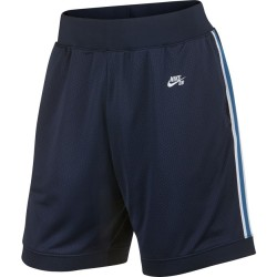 SHORT NIKE SB DRY COURT - OBSIDIAN / WHITE