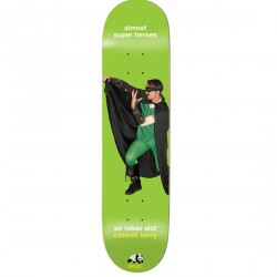 BOARD ENJOI ALMOST SUPER HEROES IP LIGHT BERRY 8.25