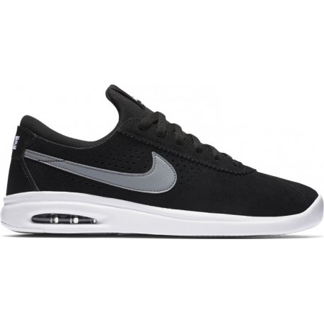 CHAUSSURES NIKE SB AIR MAX BRUIN VAPOR - BLACK / COOL GREY