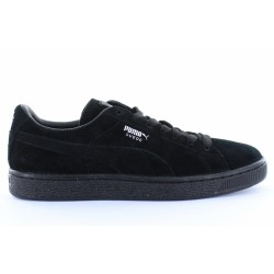CHAUSSURES PUMA SUEDE CLASSIC+ - BLACK / DARK SHADOW