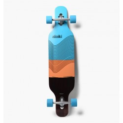 "LONGBOARD ALOIKI FS DROP 40"" - WAVE"