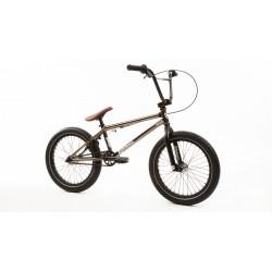 "BMX FIT BIKE 18"" - SMOKED CHROME"